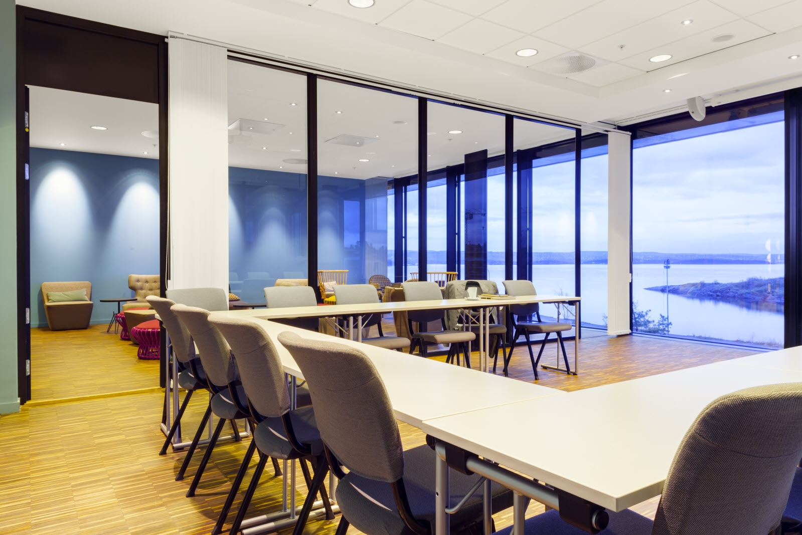 Scandic Fornebu, meeting room