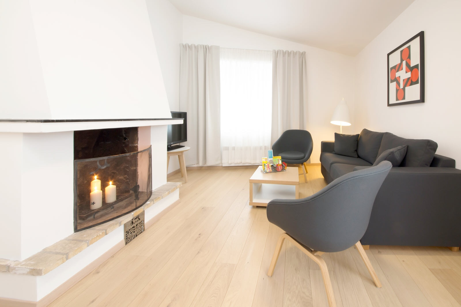 Scandic Scandinavie, Alesund, suite