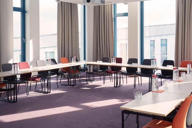 Meeting room Nordsee u-shape seating