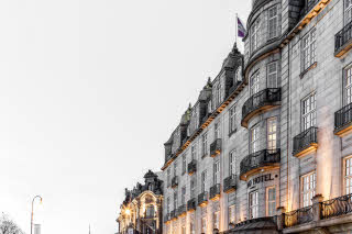 Grand Hotel Oslo by Scandic, outdoor facade
