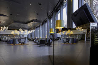 Scandic Ishavshotel, reception