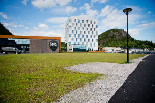 Scandic Rock City, exterior