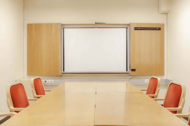 Meeting room, Group work