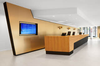 Scandic Stavanger Forus, lounge, reception area