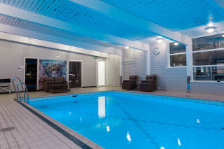 Scandic Kirkenes, Kirkenes, pool, swimmingpool