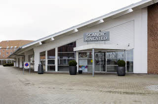 Facade, Scandic Ringsted