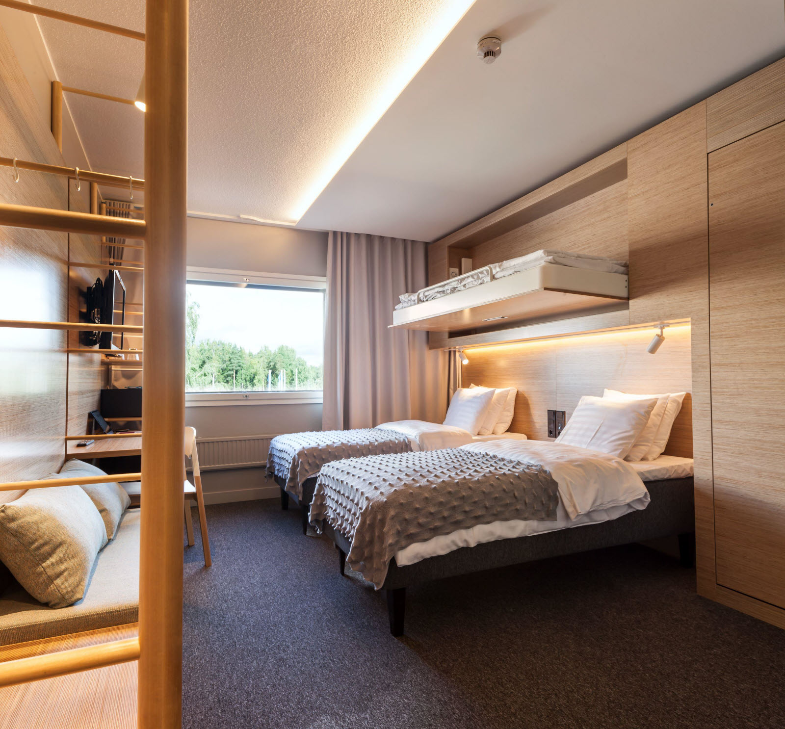 Standard room with extra bed