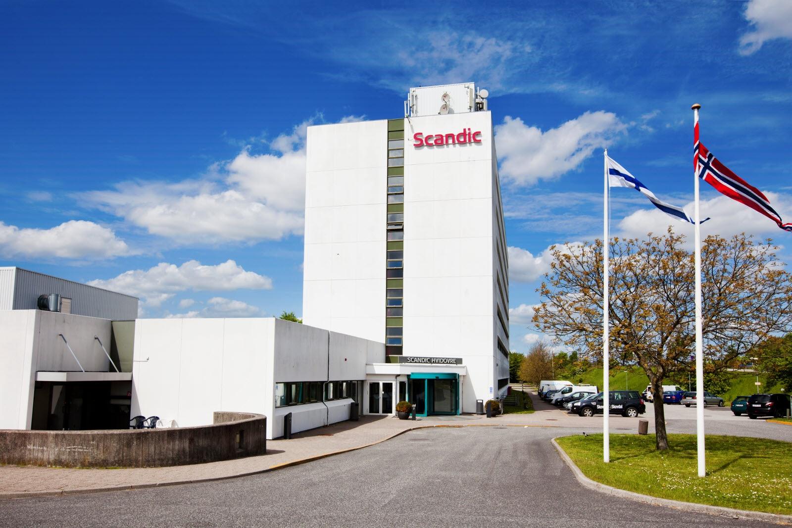 Parkering | Scandic Hvidovre | Scandic Hotels