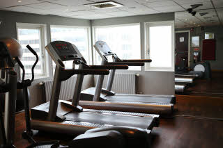 Scandic Poralen, gym