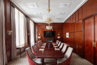Meeting room of Grand Hotel by Scandic in Oslo