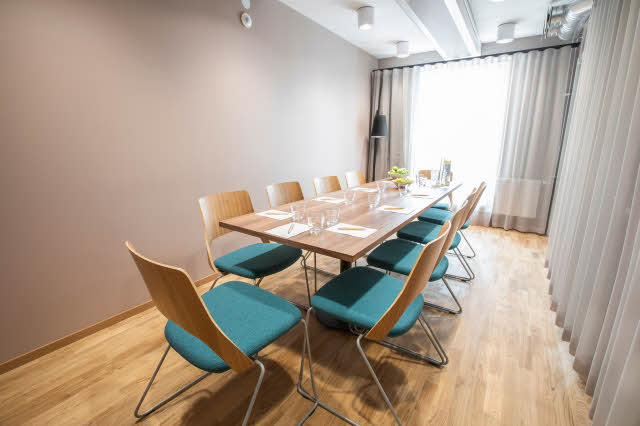 Meeting Room Arkitekten Boardroom Style