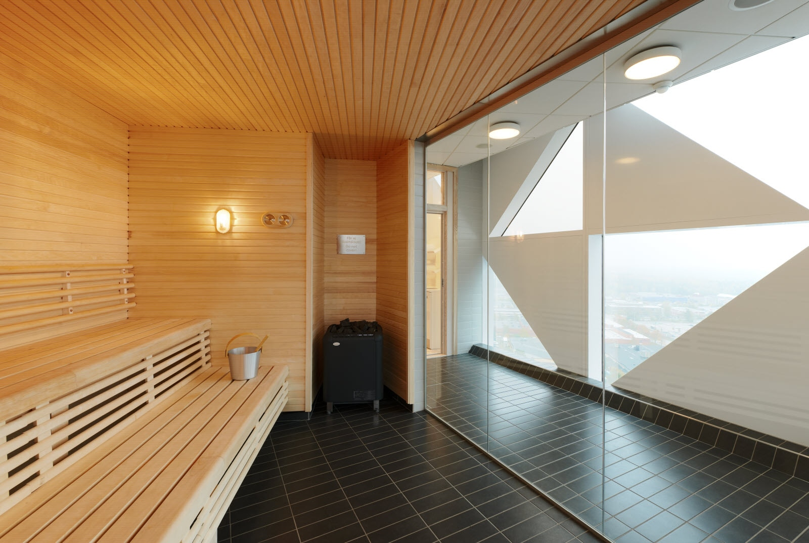 Scandic Victoria Tower, sauna