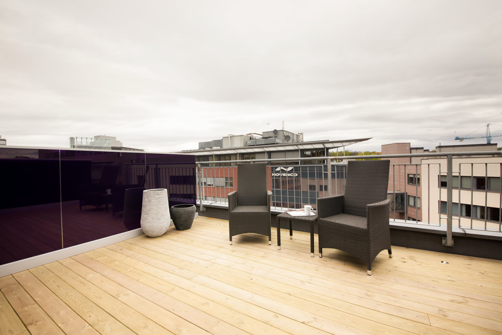 Scandic Sjolyst, suite, terrace, family room