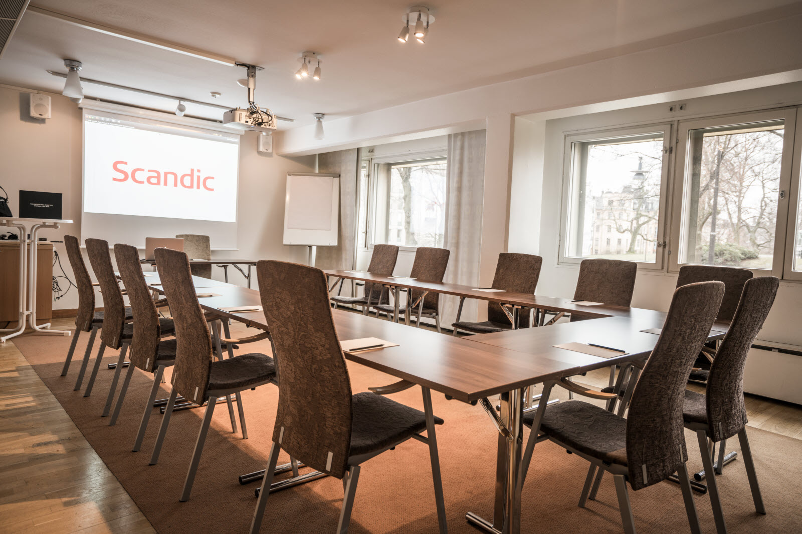 Meeting room - Eken