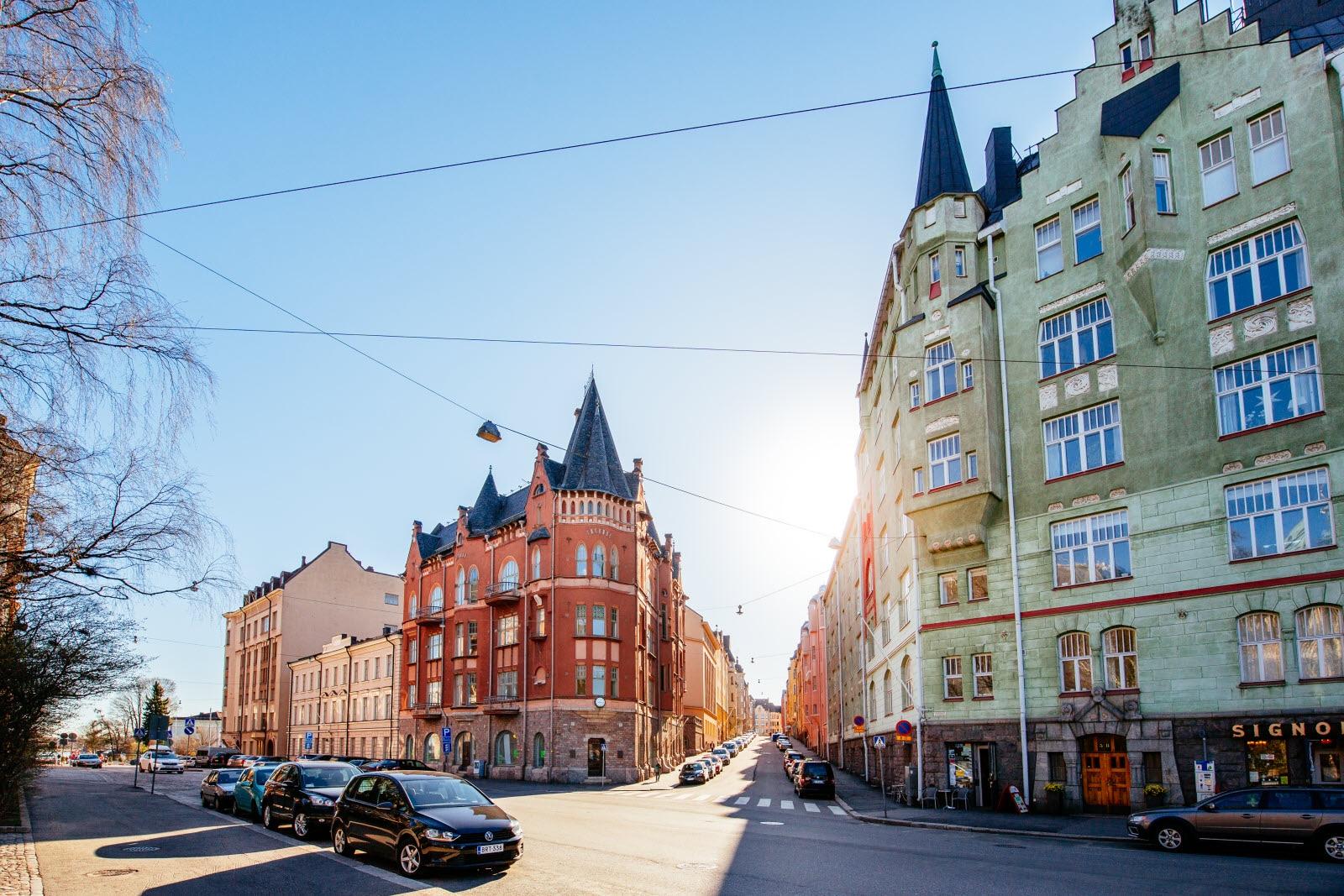 Design District Helsinki Scandic Hotels