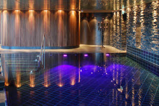 Artesia Spa tranquility pool