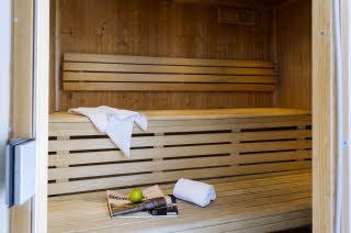 Sauna, Scandic Jacob Gade