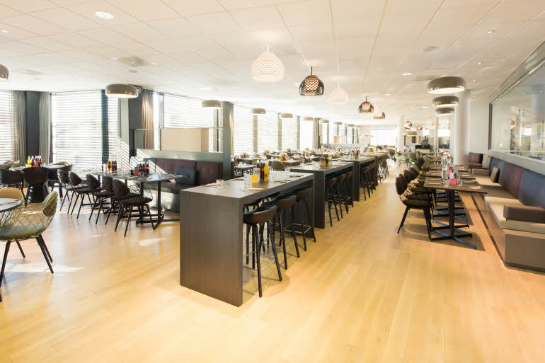 Scandic Lerkendal, restaurant, Food and breakfast,