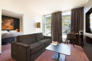 Scandic Ornen, junior suite
