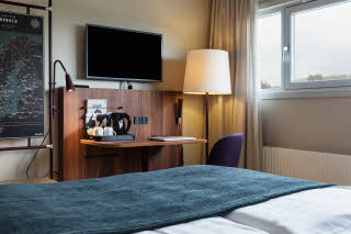 Superior room, Scandic Hvidovre