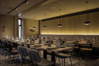 restaurant victoria at scandic victoria lillehammer in norway