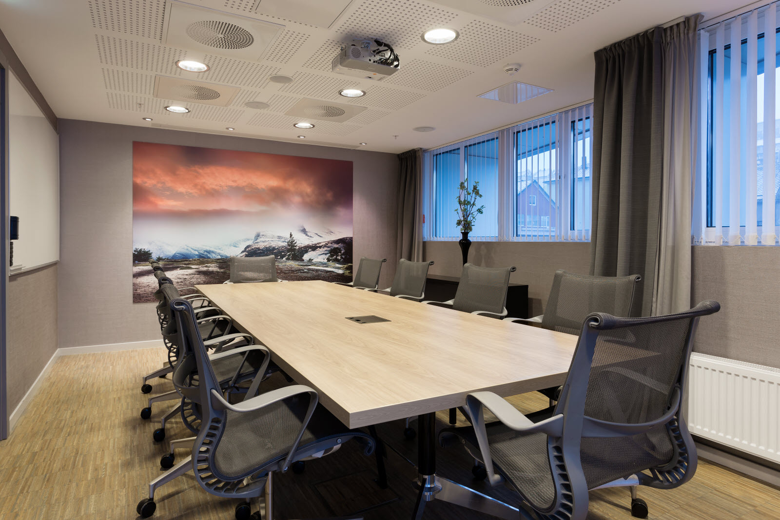 Scandic Narvik, conference and meeting room