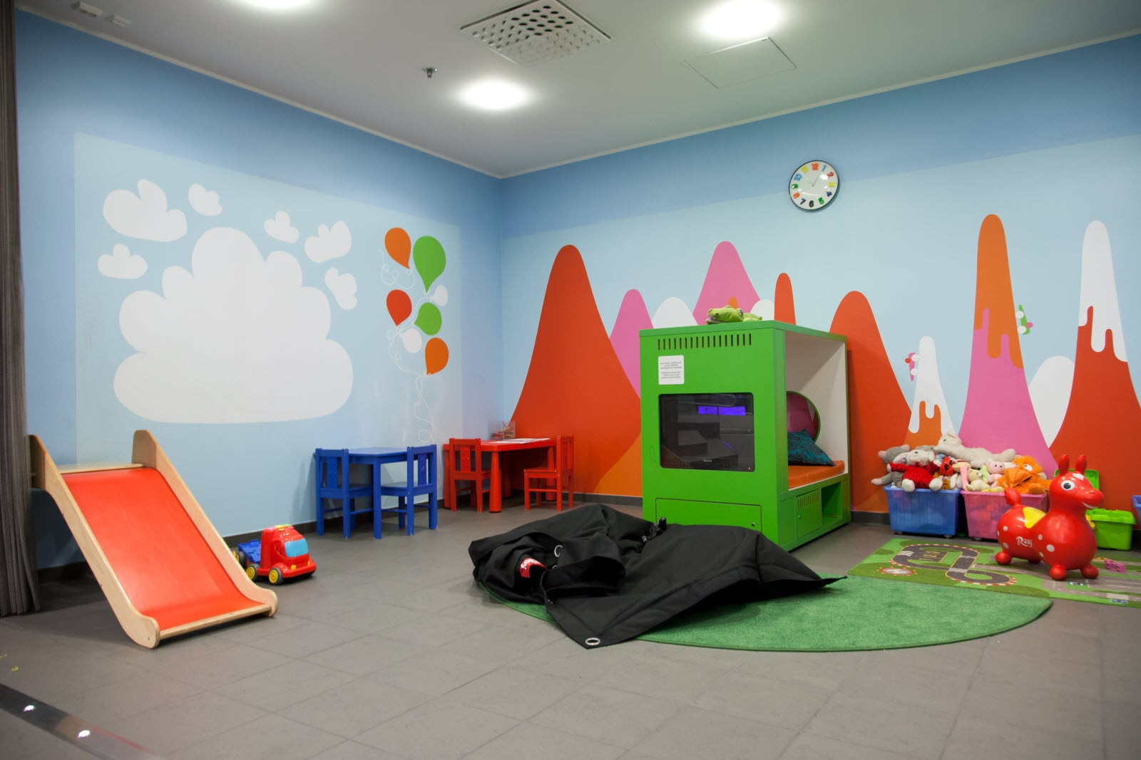 Scandic Julia, playroom