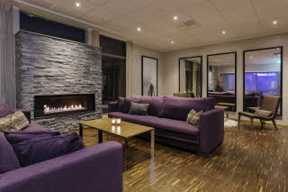 Scandic Sunnfjord Hotel & Spa, Forde, spa