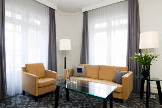 Juniorsuite, scandic Palace Hotel