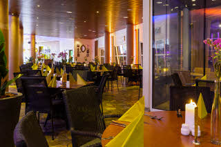 Restaurant Calypso, Scandic The Reef