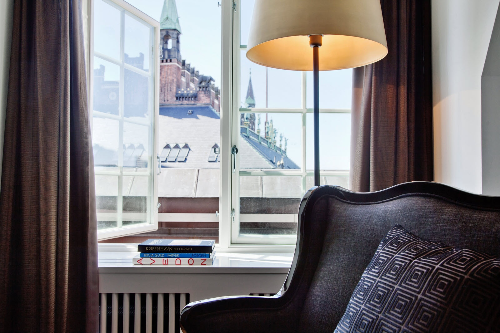 Scandic Palace Hotel Copenhagen, superior plus