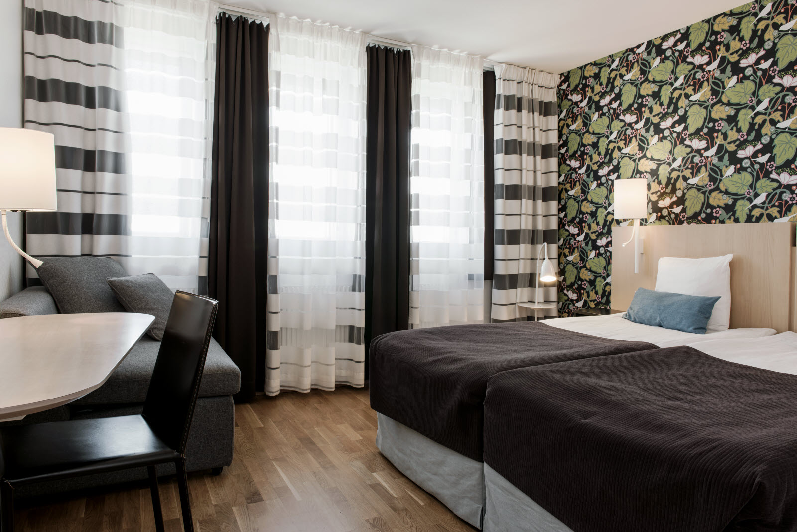 Scandic Norrköping city, family standard room