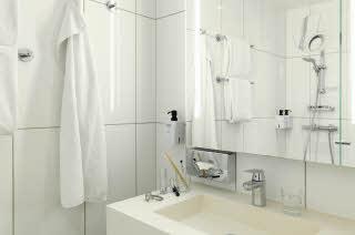Badev relse copenhagen hjem design inspiration - Economic bathroom designs ...