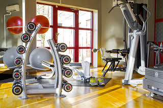 Scandic Star Lund, gym