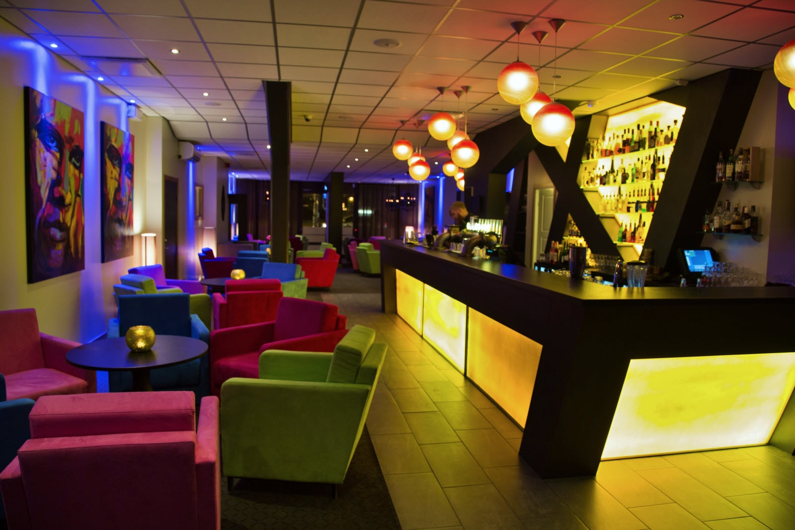 Scandic Ostersund City, Loungebar