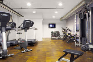 Scandic Stavanger Forus, gym, training facilities