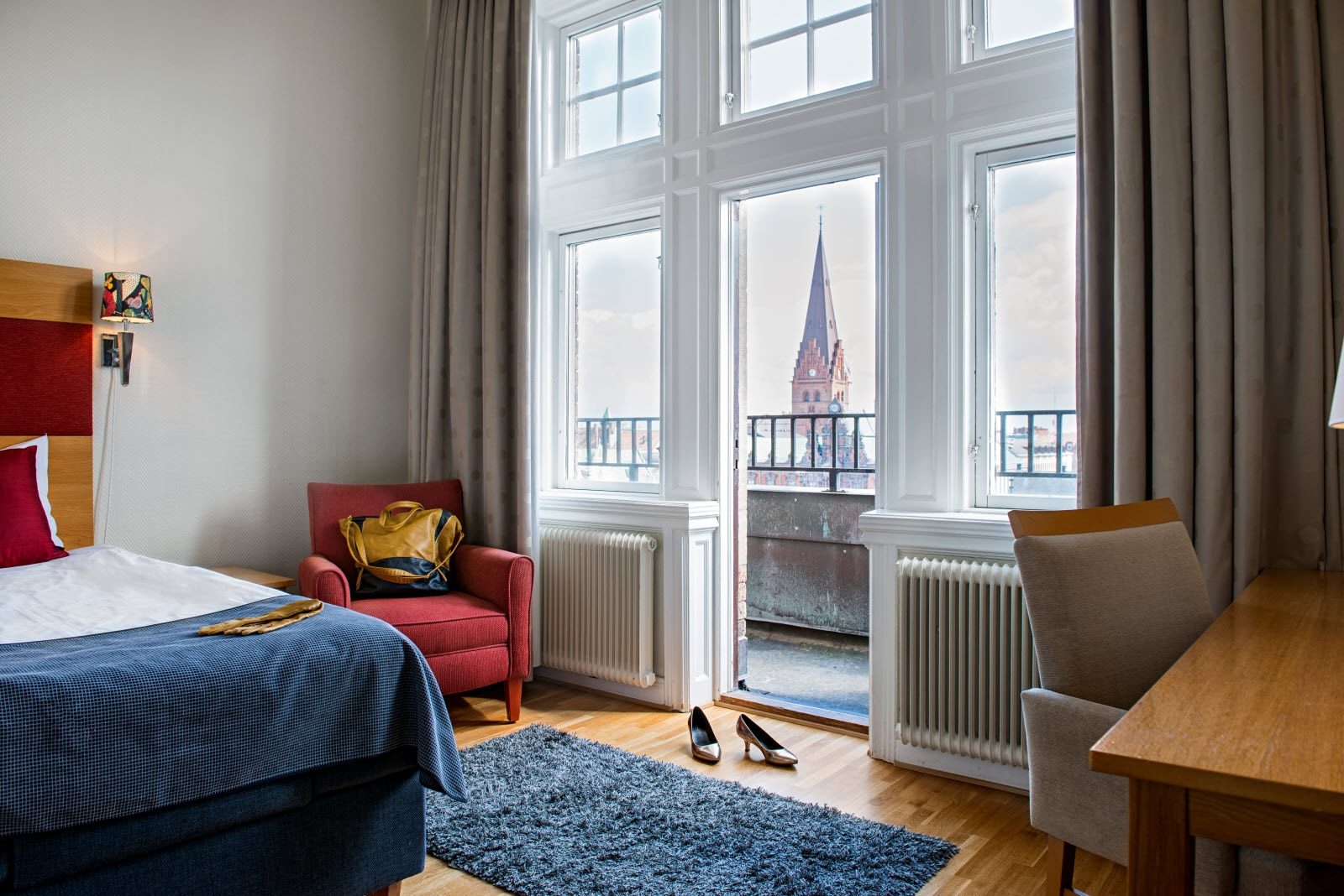Scandic Stortorget, single room