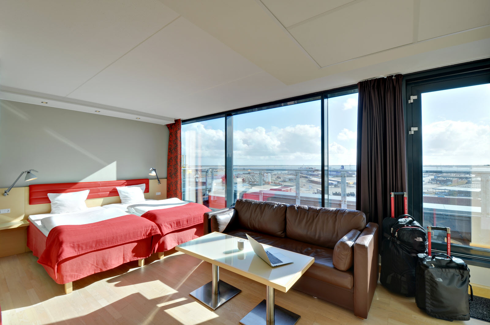Juniorsuite, Scandic Olympic