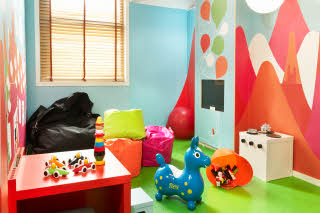 Scandic Molndal, Playroom, Sigge