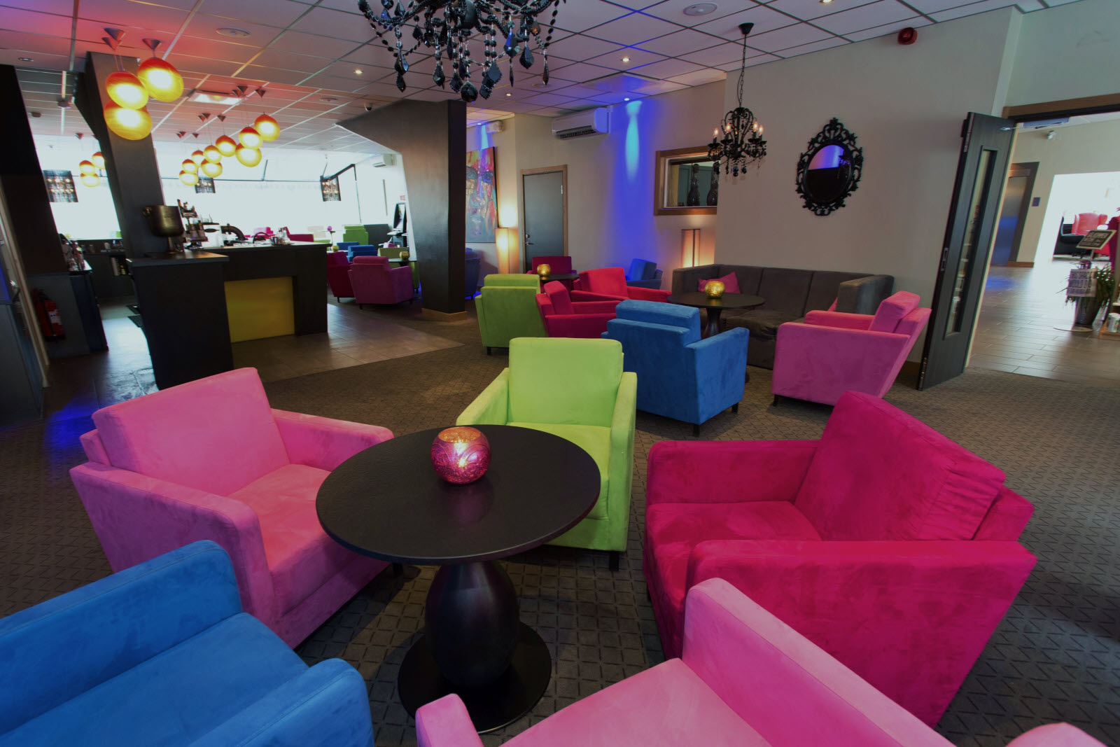 Scandic Ostersund City Loungebar