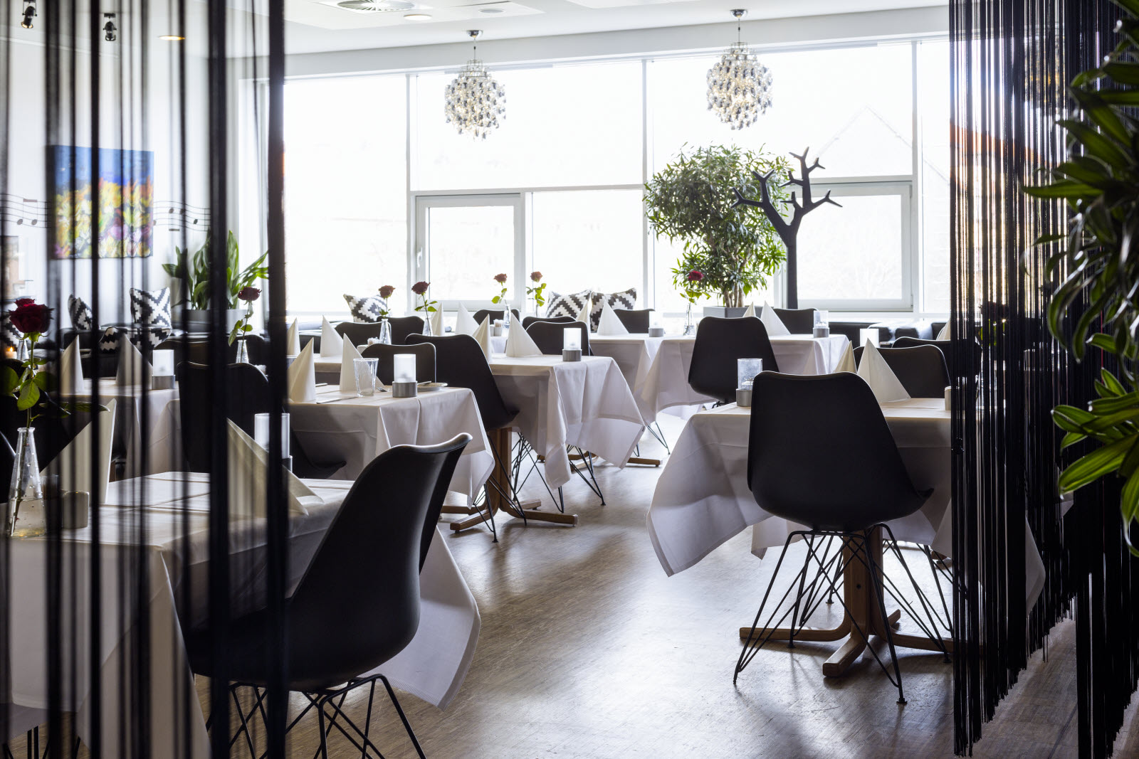 Restaurant Noden, Scandic Jacob Gade