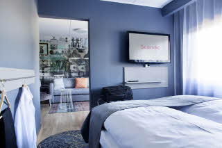 Juniorsuite, Scandic Kolding