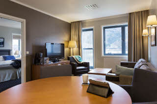 Scandic Sunnfjord Hotel & Spa, Forde, presidential suite