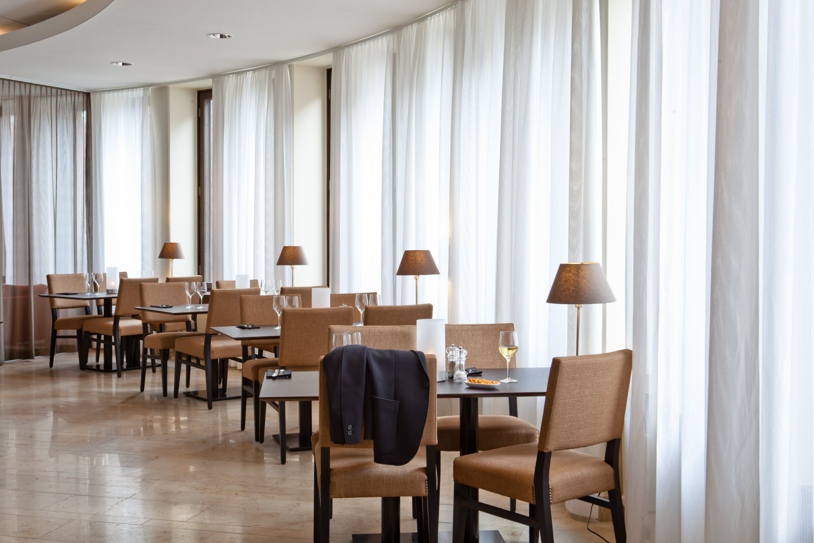 Scandic Malmö City, lounge, restaurant