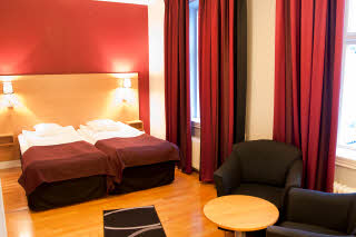 Scandic Arvika, double room