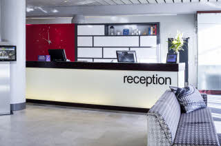 Reception, Scandic Regina