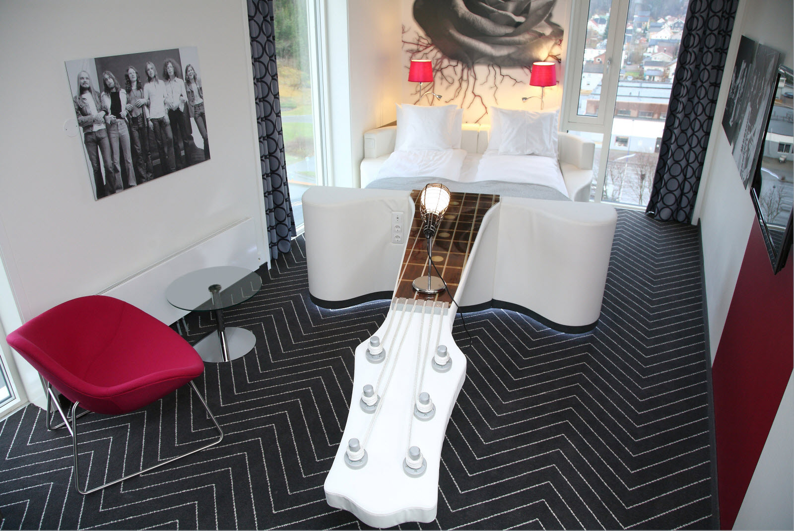 Scandic Rock City, room