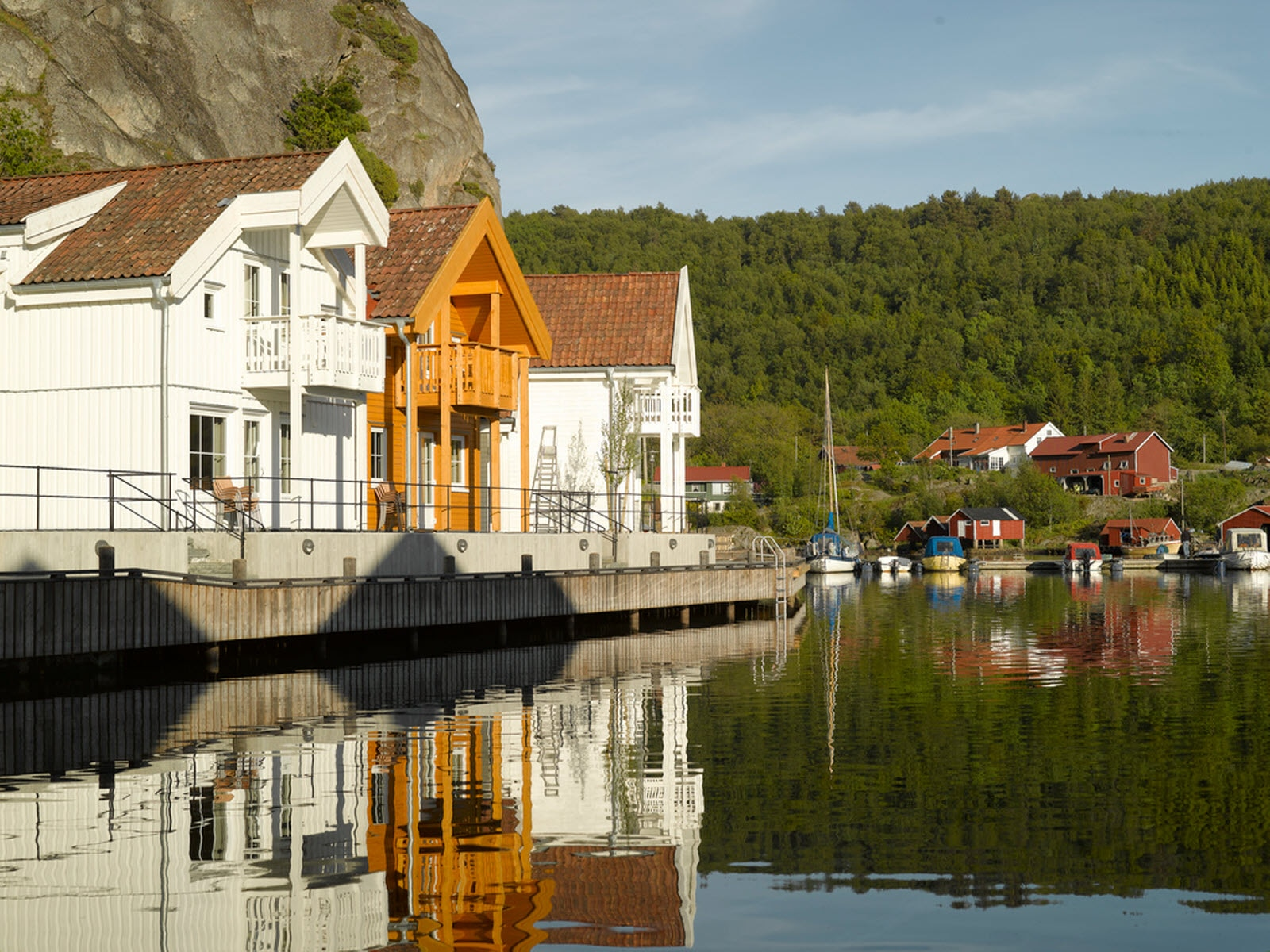 Farsund Resort, facade