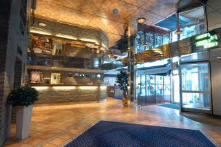 Scandic City, Fredrikstad, reception