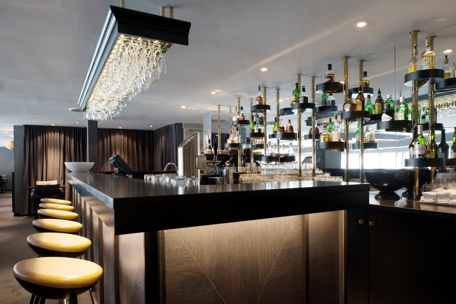 Scandic Ishavshotel, bar